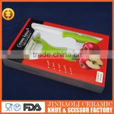 Mini Ceramic Fruits Vegetables Knife slicer Set with competitive price