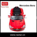 Mercedes-Benz SLK car type PP plastic electric baby driving ride on toy