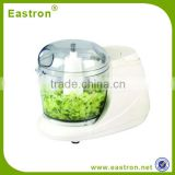 Custom Twin Blades Mini Food Chopper,High Quality Multi-Fuction Food Chopper,Electric Food Chopper