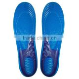 foot care massaging gel insole soft arch support