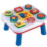 Bell Table, baby table, baby toy, educational table toys