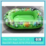 OEM PVC kids inflatable boat