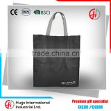 New Fashional Cutom Logo OEM Order Advertising PP Custom Printing Fabric Tote Shopping Bag
