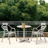 Promotion space-saving dining table and chair set