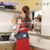 Multifunctional front and back new cotton baby carrier,Ergonomic design popular hipseat carrier,baby bath seat