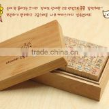 Freeshipping! 70pcs/set/ Number and Letter Wood stamp Set/Wooden Box/Multi-purpose stamp/DIY funny work/regular script/Wholesale