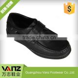Kids Fashional Pu Leather Casual Boat Shoes