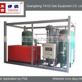 Explosion proof type cold and dry machine TQFB-60XF,compressed air dryer explosion 7.6Nm3/min