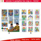 Hot sale kids magnetic games magnetic early educational toys