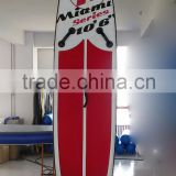 2015 CE Certification Hot Sale High Quality inflatable SUP Bamboo SUP surfboard stand up paddle board SUP