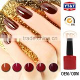 High End Product Custom Label Soak Off Color Factory Nail Polish