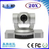 1080P HD Audio hd ptz bullet video conference camera for conference system