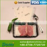 Factory directly sale meat packaging oil spill absorbent pads