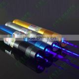 High-power 1000mw blue 5 star lasers star lights burn matches broken balloons game ,free shipping