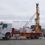 400m Truck mounted hydraulic water well drilling machine