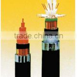 ZR-KYJVP2/Flame retardant XLPE Insulated and PVC sheathed copper tape shielded control cable