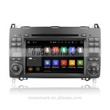 newest 7'' double din android5.1.1 rk 3188 special car DVD player for B200 with built-in WiFi,OBD,DAB+,Mirror-Link