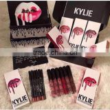 2016 new arrived High quality Kylie jenner Lip Kit lip gloss liquid lipstick matte 8 colors in stock
