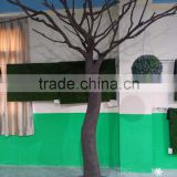 China manufacture show case decoration artificial dry tree without leaves for indoor decoration