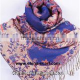 Wholesale cashmere fabric scarf