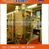 Vacuum Tooling Coating Machine Titanium electro plating