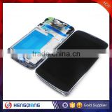 LongFeng Manufacturer Best Selling LCD Touch Digitizer Screen Assembly For LG Nexus 4 E960