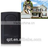 Home Security Wireless Vibration Sensor Car Vehicle Anti Burglar Door Window Electronic barking dog alarm