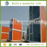 HEYA INT'L flat roof tiny box type house mobile design plans