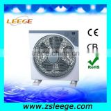 "KYT30-4 China factory hot sell high quality and speed square fan CE/12""squre fan used for home"