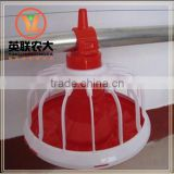 Poultry farm equipment Broiler Breeders Automatic Chicken Feeder Pan