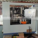 High Speed 5 Axis 3 heads CNC Drilling and Tufting Brush Machine/Broom Making Machine (2 drilling and 1 tufting)