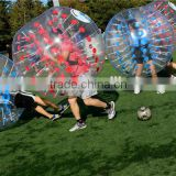 Commercial Grade inflatable knock ball,human bumper bubble soccer ball