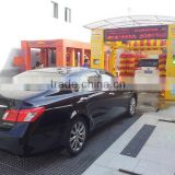 CHINA automatic tunnel car wash machin with low prices,car wash service equipment,personal self car wash machine station