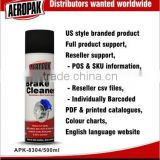 Aeropak Eco-friendly Non-Chlorinated Brake Parts Cleaners