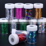 ASSORTED NAIL FOILS Nail Art Foil Sticker for Nail Tips Decoration NAIL FILES