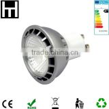 High power cob 7W gu 10 led dimmable