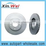 China High Quality Auto Parts Front Brake Disc Rotor