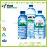 Yori-Colored Heat Shrink Wrap Film for Bottle