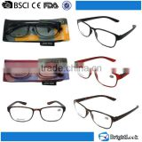 Hot selling pc hang on neck design funny reading glasses