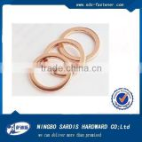 china supplier metal shoulder washer