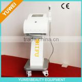 Eye Lines Removal YuweiLaser Popular 7 Cartridages Expression Lines Removal Portable Hifu Slimming With Weight Loss Machine