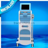 Men's body hair removal/ the best result on hair removal 808nm diode laser beauty device