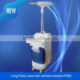 Diode Laser 650 Nm Hair Removal All Type Skin Nd 1 HZ Long Pulse Yag Laser 1064nm For Beauty Salon Pigmented Lesions Treatment