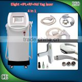 530-1200nm No Pain IPL Machine Vascular / Spider Angioma IPL Hair Removal IPL Machine Acne Rosacea