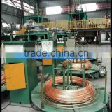Upward Continuous Casting Unit oxygen-free for rod, Tube and Strip