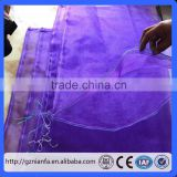 factory pe raschel net bag & pp raschel mesh bag for fruit and vegetables(Guangzhou Factory)
