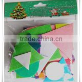 15051921 China factory kids educational toys fashion felt stickers/math foam stick toys set