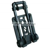 used plastic portable luggage cart