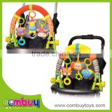 colorful funny cart Pendant baby hanging car soft toys