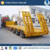 Hydraulic Low Bed Trailer Dimensions for sale